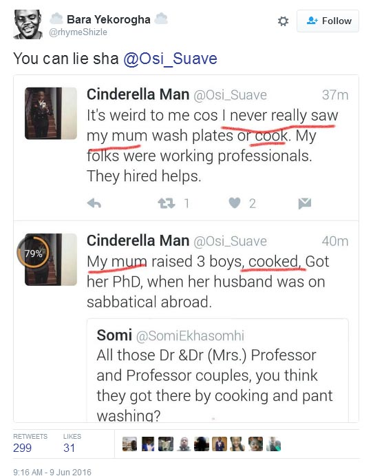 Beat FM presenter Osi Suave caught red-handed lying on Twitter
