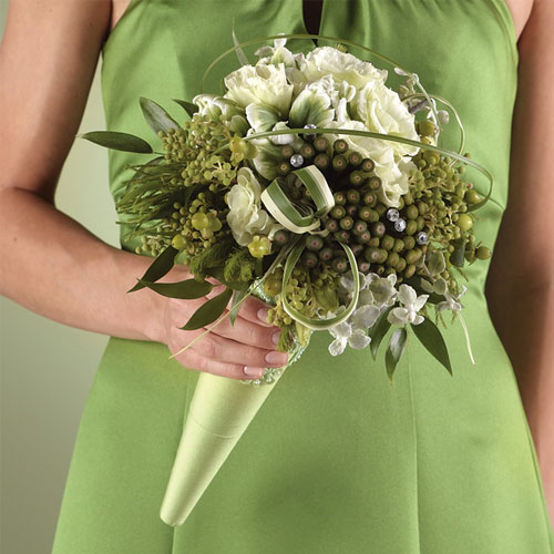 Types Of Wedding Bouquets: Hummingbird Florist Puchong