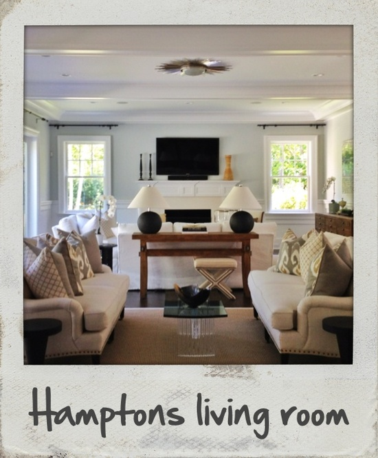 Sofa And Loveseat Opposite Each Other: House Envy: Furniture Layout...big Or Small Space, You've