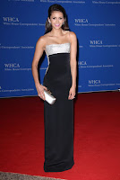 nina dobrev sparkling gown best red carpet dresses 2016 white house correspondents dinner