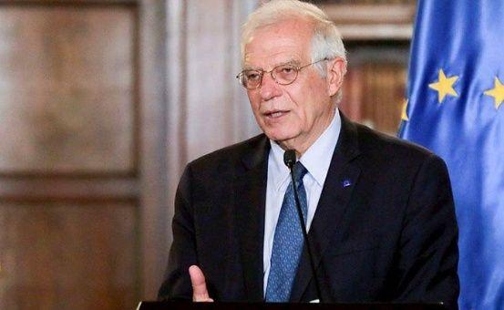 Jefe diplomático de la Unión Europea anuncia visita a Irán