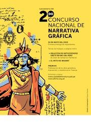 Lanzamiento de la segunda edición del Concurso Nacional de Narrativa Gráfica