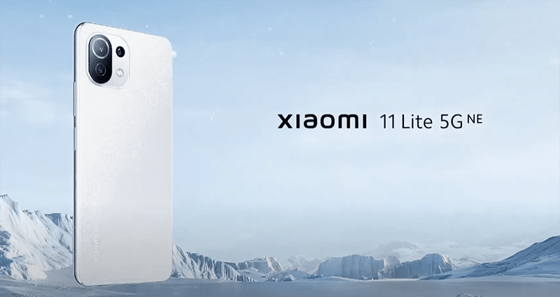 Xiaomi 11 Lite 5G NE with 90Hz AMOLED display, SD778G now official