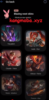 APK MOD Squad Patcher v3 Skin Hero Mobile Legends Patch Terbaru