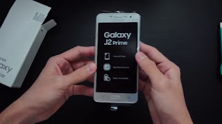 Unboxing Samsung Galaxy J2 Prime