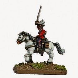 TMP16 British Cavalry Brigade Zulu War.