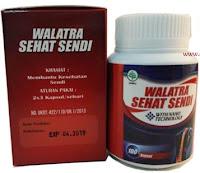 Produk Obat Herbal Walatra
