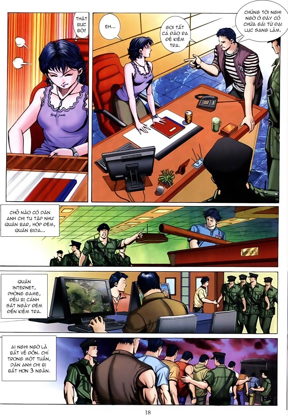 Người Trong Giang Hồ Chap 584 - Truyen.Chap.VN