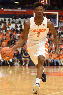 Frank Howard Syracuse Guard