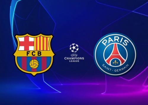 Barcelona vs PSG -Highlights 16 February 2021