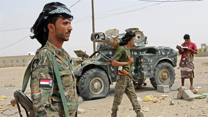 The UAE-backed Southern Transitional Council seized control of Aden earlier this month