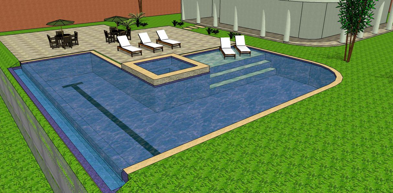 Projetos de piscinas 39 39 fotos 39 39 projetos de piscinas raoni for Piscina z