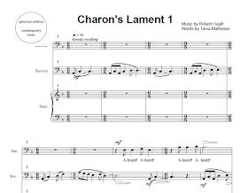 Charon's Lament by Robert Hugill & Tama Matheson