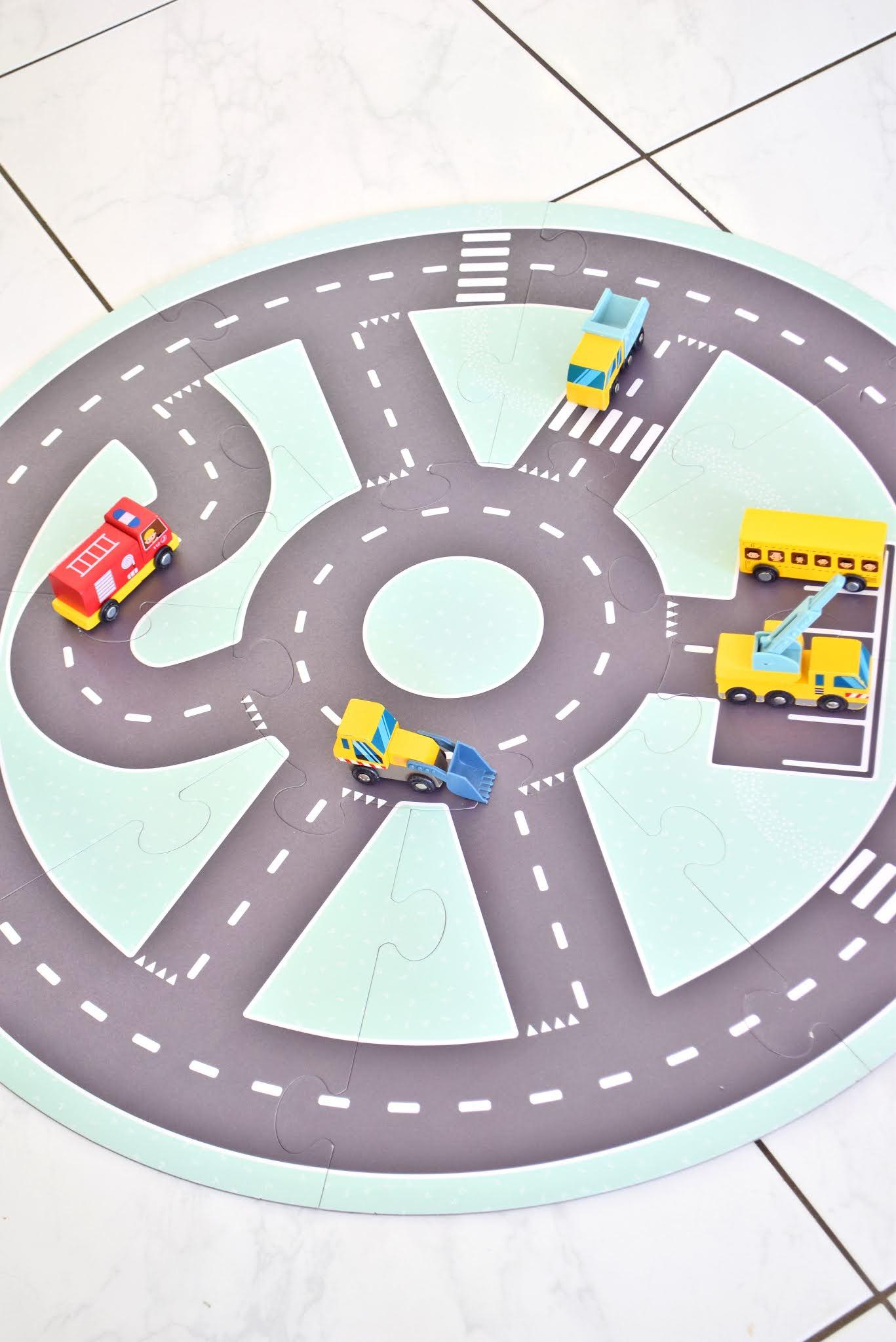 zabawy do auta dla dzieci