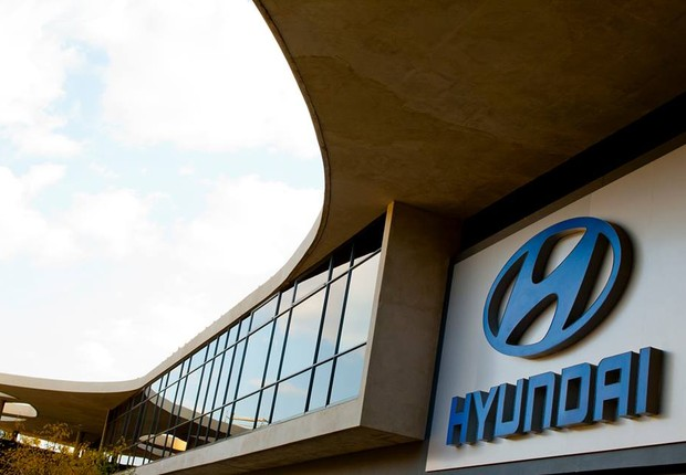 Cadastrar na Empresa Hyundai