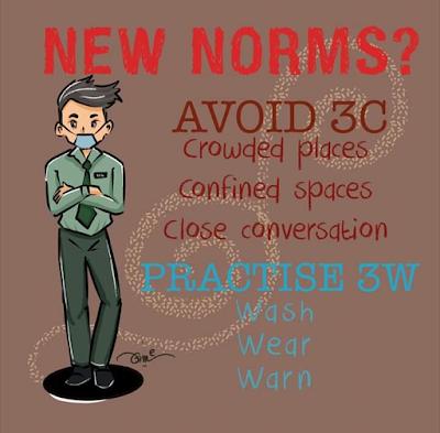 Normal Hidup Baru rakyat Malaysia