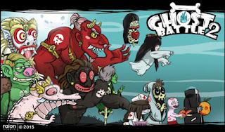 ghost battle 2 mod apk