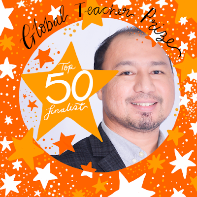 Cikgu Hailmi Finalis Top 50 Global Teacher Prize 2020