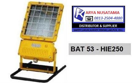 Jual BAT 53 - HIE250 Lampu Tambang Explo di Makasar