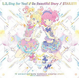 [Single] AIKATSU☆STARS! – 1, 2, Sing for You!So Beautiful Storyスタージェット! (2016.11.02/MP3/RAR)