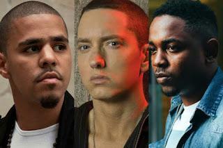 Eminem Storm Out Kendrick Lamar and J. Cole 2020 album