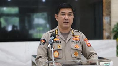 Polri: 3 Terduga Teroris yang Ditangkap di Makassar Pernah Baiat di Markas FPI