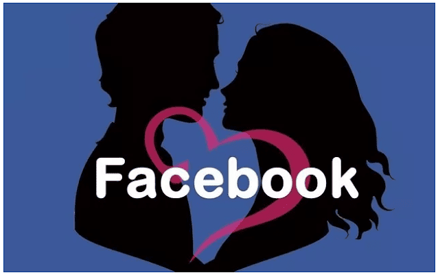 Facebook dating.