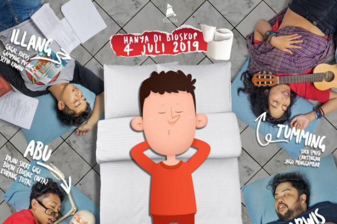 Anak Muda Palsu Tembus 119.242 Penonton di Hari ke Sepuluh