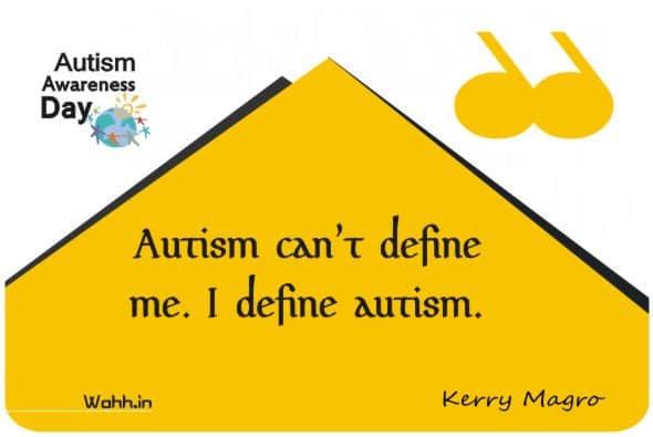 International Autism Awareness Day Message Hindi