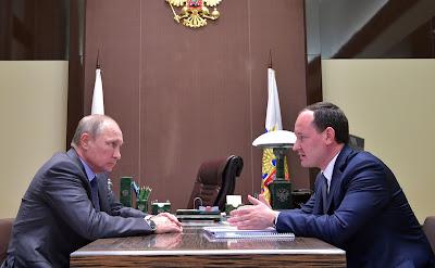 Vladimir Putin, Pavel Livinsky