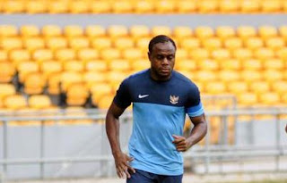 Igbonefo Ungkap Alasan Tolak Klub Thailand dan Pilih Persib Bandung
