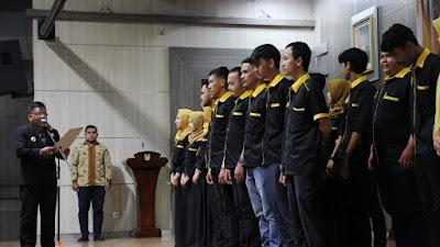 Walikota Banda Aceh Lantik Pengurus IKAMBA Periode 2019-2021