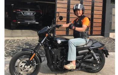Plat Harley Pejabat BUMN Heru Kurniawan Palsu, Benarkah Tak Bayar Pajak?