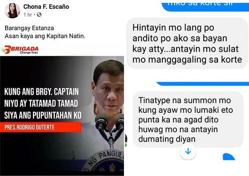 Netizen, kakasuhan ng Kapitan dahil lang sa hinahanap nila ito sa gitna ng sitwasyon ng COVID-19