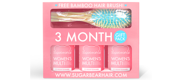 Sugarbearhair's Women's Multi Gift Pack