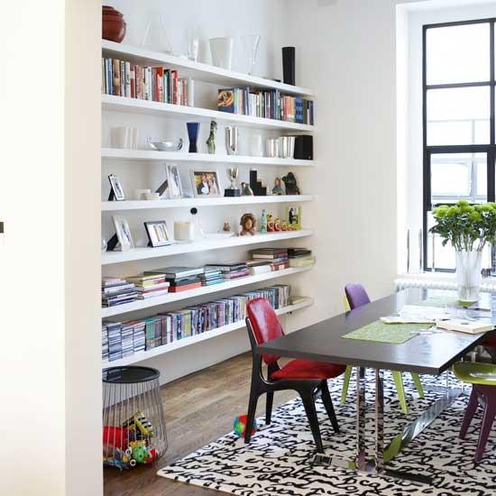 Storage Room Design Ideas: Dining Room Storage Ideas