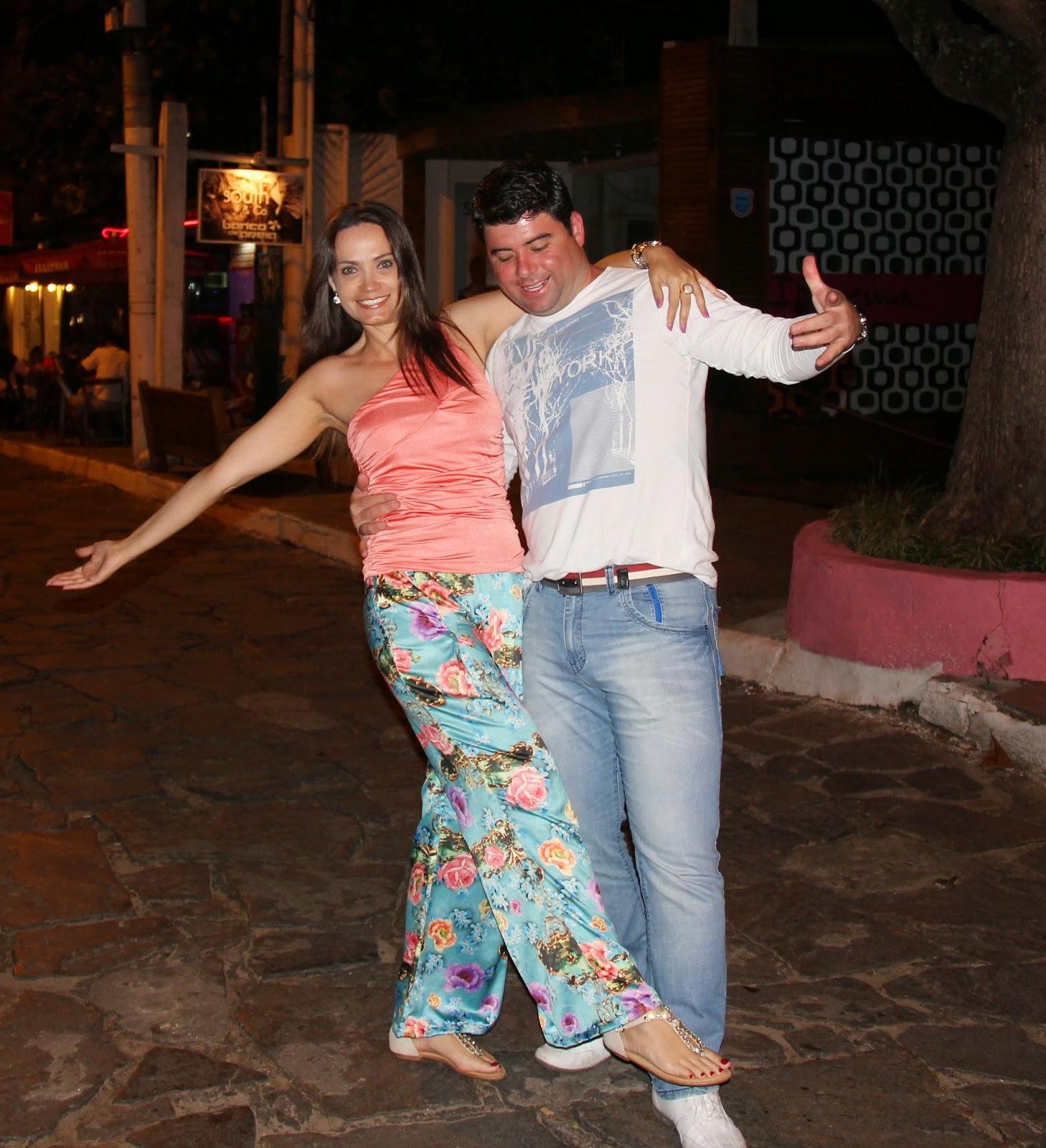 Dançando em Búzios