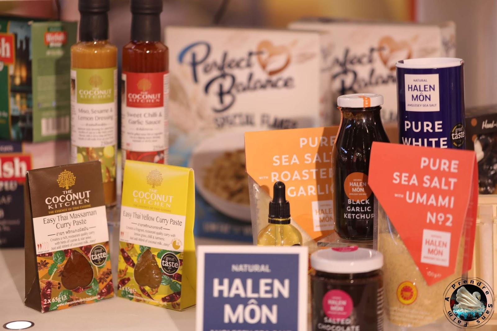 Découvertes Food & Drink du Pays de Galles au SIAL 2018