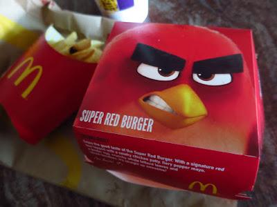 Super Red Burger