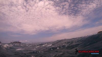 Snorkeling Laut Dalam