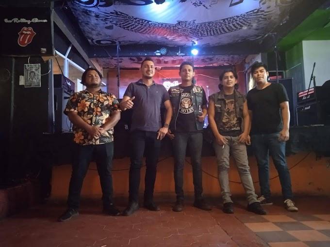 Banda Escena del crimen de El Salvador / Hardcore / Punk