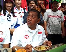 Deddy Mizwar: Saking Enaknya, Sampai Mata Juling Ketika Makan Toge Goreng di Kota Bogor,