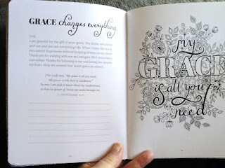 Gratutude A Prayer And Praise Coloring Journal