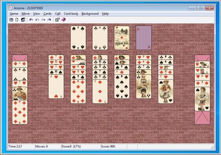 6 επιλεγμένα δωρεάν παιχνίδια με κάρτες και πασιέντζες για τα Windows