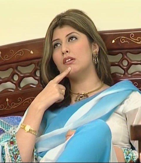 Pakistani Sexy Actress: Najeeba Faiz Pasto Hot Actress