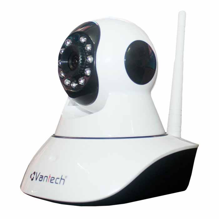 Bán Camera Wifi Vantech Xoay 360 Độ VT-6300A 1MP Giá Rẻ tại Bến Tre