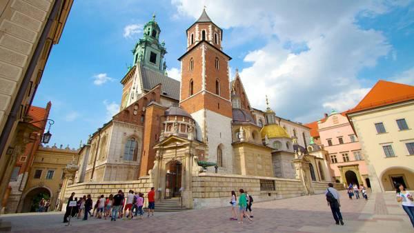 Catedral de Cracovia (Polonia)