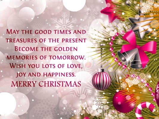 Merry Christmas Quotes and Greeting Images