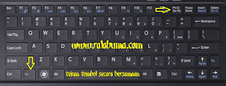 tombol keyboard untuk membuat screenshot
