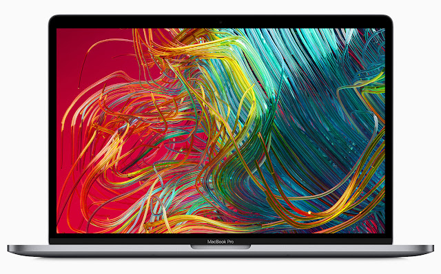 Benchmark 2019 new 8-core MacBook Pro